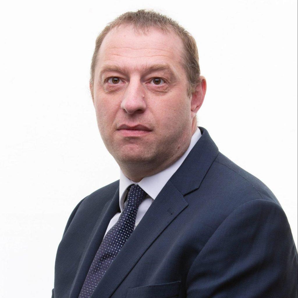 Neil Brawn Finance Director
